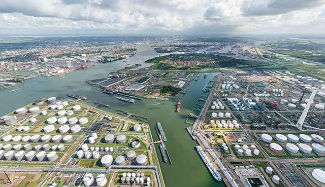 Analysis about Port of Rotterdam